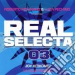 REAL SELECTA VOL.3 cd musicale di ARTISTI VARI