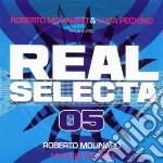 REAL SELECTA VOL.5 cd musicale di ARTISTI VARI
