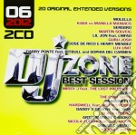 Dj zone best session 06/2012 cd musicale di Artisti Vari