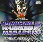 HARDCORE WARRIORS SALA 2 (2CDx1) cd musicale di ARTISTI VARI