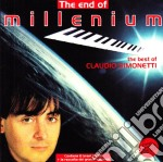 Claudio Simonetti - The End Of Millenium cd musicale di SIMONETTI CLAUDIO