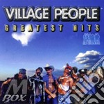 GREATEST HITS cd musicale di VILLAGE PEOPLE