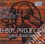 D-boy Project 4 cd musicale di Artisti Vari