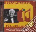 TITO MAMBO (2CD) cd musicale di PUENTE TITO