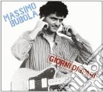 Massimo Bubola - Giorni Dispari cd musicale di Massimo Bubola