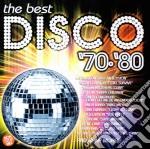 THE BEST DISCO'70'80 cd musicale di ARTISTI VARI