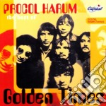 GOLDEN TIMES:THE BEST OF cd musicale di PROCOL HARUM