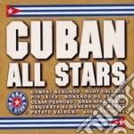 CUBAN ALL STARS cd musicale di ARTISTI VARI