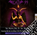 THE HORNED GOD OF THE WITCHES cd musicale di DEATH SS