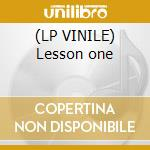 (LP VINILE) Lesson one lp vinile di P-m / factor