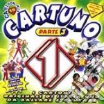 CARTUNO PARTE 3 cd musicale di ARTISTI VARI