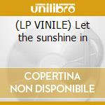 (LP VINILE) Let the sunshine in lp vinile di Madjolly vs jet feat