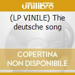 (LP VINILE) The deutsche song lp vinile di P.r.