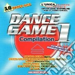 DANCE GAME 1 COMPILATION cd musicale di ARTISTI VARI