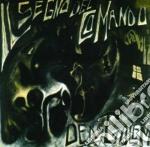 Il Segno Del Comando - Der Golem cd musicale