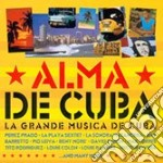 LA GRANDE MUSICA DE CUBA cd musicale di ALMA DE CUBA