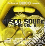 Disco Sound 70/80 Vol. 2 cd musicale di ARTISTI VARI