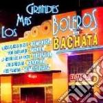 LOS MAS GRANDES BOLEROS cd musicale di Artisti Vari