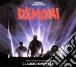 Claudio Simonetti - Demoni cd musicale di Claudio Simonetti