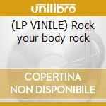 (LP VINILE) Rock your body rock lp vinile di Ferry Corsten