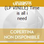 (LP VINILE) Time is all i need lp vinile di Deniro