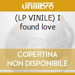 (LP VINILE) I found love lp vinile di T-move