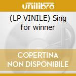 (LP VINILE) Sing for winner lp vinile di Dj Twice
