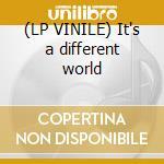(LP VINILE) It's a different world lp vinile di Feat.tamm Starchaser