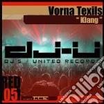 (LP VINILE) Klang lp vinile di Texils Vorna