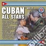 CUBAN ALL STARS VOL.2 cd musicale di ARTISTI VARI