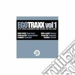 Egotraxx Vol.1 cd musicale