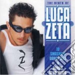 Zeta Luca - The Beats Of Luca Zeta cd musicale di ZETA LUCA