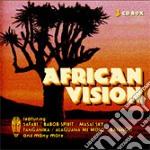 Artisti Vari - African Vision cd musicale di Artisti Vari