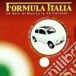 FORMULA ITALIA VOL.1 cd musicale di ARTISTI VARI