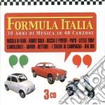 FORMULA ITALIA/BOX 3CDx1 cd musicale di ARTISTI VARI