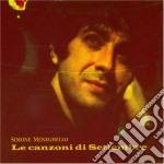 Simone Meneghello - Le Canzoni Di Settembre cd musicale di MENEGHELLO SIMONE