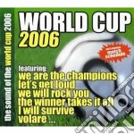 World cup 2006 cd musicale