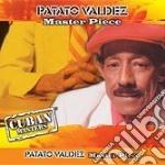 MASTER PIECE cd musicale di VALDEZ PATATO
