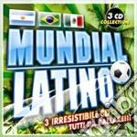 MUNDIAL LATINO (BOX 3CD) cd musicale di ARTISTI VARI