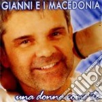 Gianni E I Macedonia - Una Donna Come Te cd musicale di GIANNI E I MACEDONIA