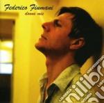 Federico Fiumani - Donne Mie cd musicale di FIUMANI FEDERICO