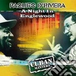Paquito D'Rivera - A Night In Englewood cd musicale di PAQUITO D'RIVERA