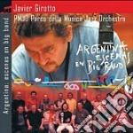 Javier Girotto & Pmjo - Argentina Escenas En Big Band cd musicale di GIROTTO JAVIER &PMJO