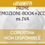 PRIME EMOZIONI-BOOK+2CD es.IVA cd musicale di BATTISTI LUCIO
