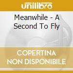 Meanwhile - A Second To Fly cd musicale di MEANWHILE