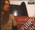 Kiko Loureiro - Universo Inverso cd musicale di KIKO LOUREIRO
