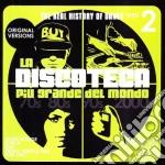LA DISCOTECA PIU' GRANDE DEL MONDO 2 cd musicale di ARTISTI VARI