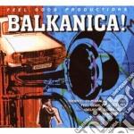Balkanica ! cd musicale di ARTISTI VARI