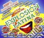 Explosion Latina 3 - 100% Latino cd musicale di ARTISTI VARI