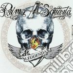 CD - PRIMO & SQUARTA - LEGGENDA cd musicale di PRIMO & SQUARTA